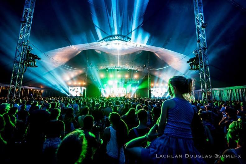 Crowd - SomeFX Lachlan Davis